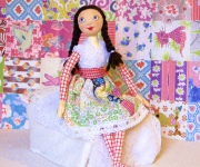 Как сшить платье своими руками для куклы