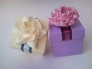 Как сделать подарочные коробочки
