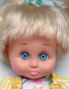 Как делать парики кукле