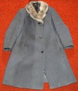 Игрушки из...старого пальто