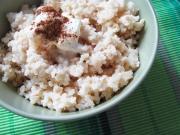 Блюда из рисовой каши для маленьких