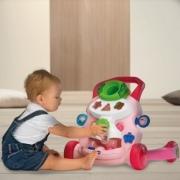 В каком возрасте ребенок должен начать ходить