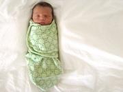 Как правильно пеленать малыша