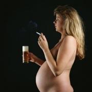 Влияние спиртных напитков на развитие плода