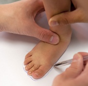 Как определить размер  обуви для  ребенка