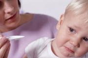 Как уговорить ребенка пить лекарства