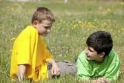 Как познакомить между собой сводных братьев?
