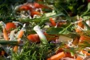 Овощи и питание ребенка