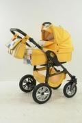 Как выбрать безопасную коляску для ребенка