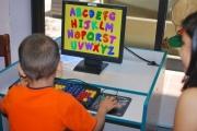Трехлетний ребенок и компьютер