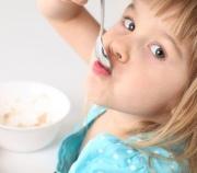 Здоровая еда для малышей