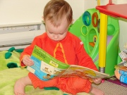 Как отучить ребенка рвать книжки