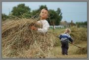 Поездка в деревню к бабушке