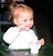 Как привить ребенку вкус к еде