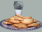Как приготовить домашнее печенье ребенку