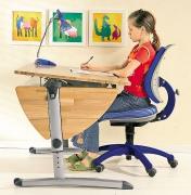 Осанка, зрение ребенка и его рабочее место