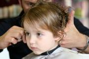 Как лучше подстригать малыша