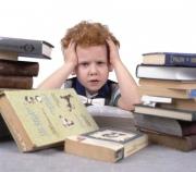 Трудности при подготовке к школе