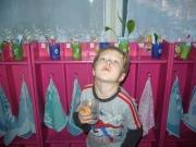 Как научить ребенка полоскать рот
