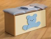 Как сделать ящик для игрушек