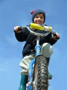 Как собрать детский велосипед