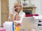 Мама все время сидит в интернете. Форумы для родителей