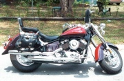Как сделать мотоцикл из спичек