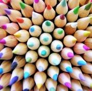 Игры с детьми с карандашами