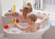 Купание ребенка в полгода