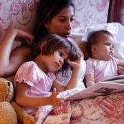 Зачем читать ребенку сказки