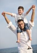Как реагировать, если муж встречается со своим ребенком от первого брака