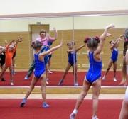 Спорт и дети: спортивная гимнастика