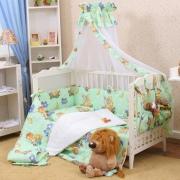 Как застелить кровать ребенку