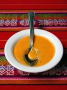 Как сварить суп для ребенка на овощном бульоне