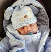 Какую одежду купить новорожденному зимой