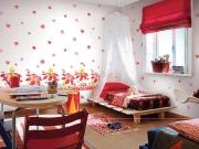 Выбор обоев для детской комнаты
