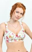 Как поддержать форму груди при беременности