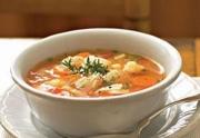 Из какой рыбы варить суп для детей