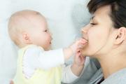 Родимые пятна у детей