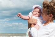 Все за и против отдыха с грудным ребенком
