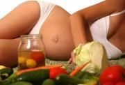 Вредные продукты во время беременности