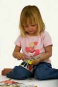 Тихие игры. чем занять ребенка?