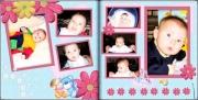 Как оформить детское фото