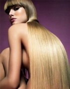 Блестящие волосы - мечта каждой женщины