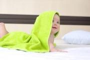Как купать младенца