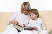 Как читать детям книги