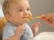 Как накормить непоседу