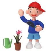 Как выбрать цветы для детской комнаты