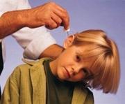 Как лечить отит у детей