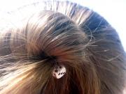 Как собрать волосы в узел